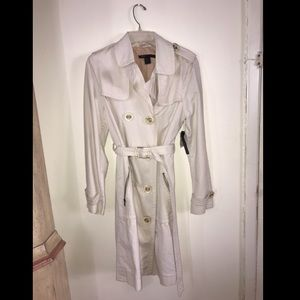 NWT Marc Jacobs Trench Coat